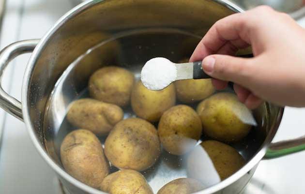Bảo quản và chế biến khoai tây