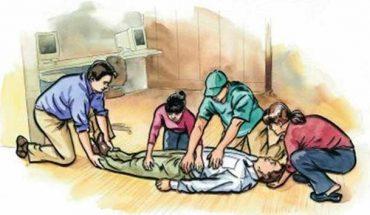 Sơ cứu bệnh tụt huyết áp