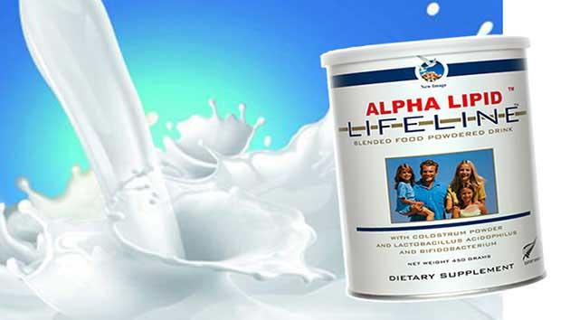 Sữa non alpha lipid giúp phục hồi nhanh sau chấn thương