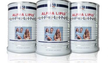 Sữa non apha lipid lifeline New Zealand