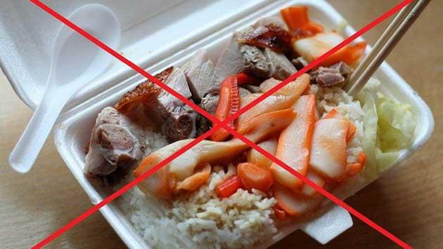 Tại sao thức ăn đụng trong hộp xốp lại gây ung thư?