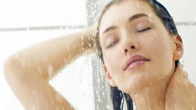 Tắm sau khi ăn no