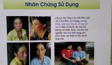 Nhân chứng sử dụng sữa non alpha lipid - Cô Lê Thị Thúy Chi.
