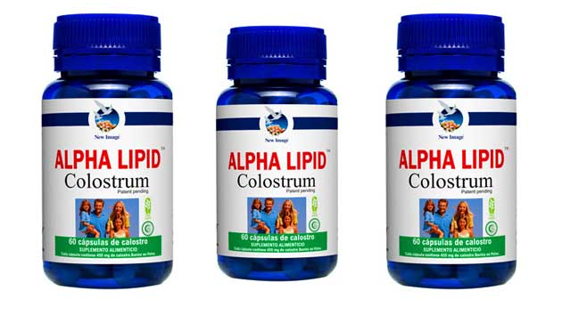 Alpha Lipid Colostrum-Capsules.