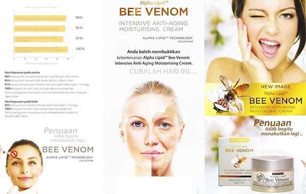 Cách sử dụng Alpha Lipid Bee Venom.