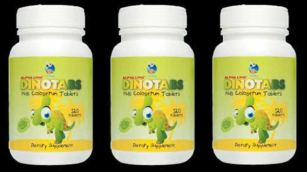Công dụng của Alpha Lipid Dinotabs.