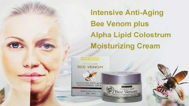 Vì sao nên dùng Alpha Lipid Bee Venom?